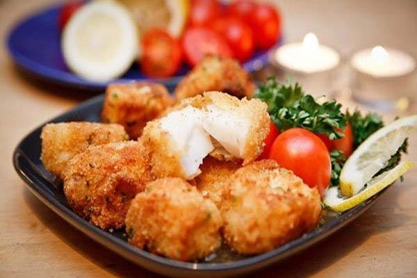 Cách làm cá trắm tẩm bột chiên giòn ngon cho bữa tối