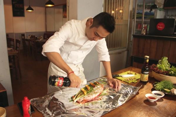 Bếp trưởng bật mí mẹo dùng gia vị cho món ngon hảo hạng