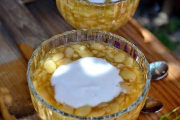 Cách nấu chè đậu ván nước dừa béo ngậy thơm ngon