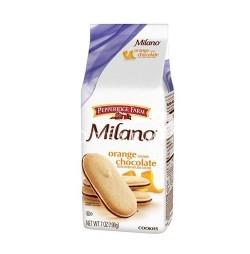 Bánh Milano vị socola cam