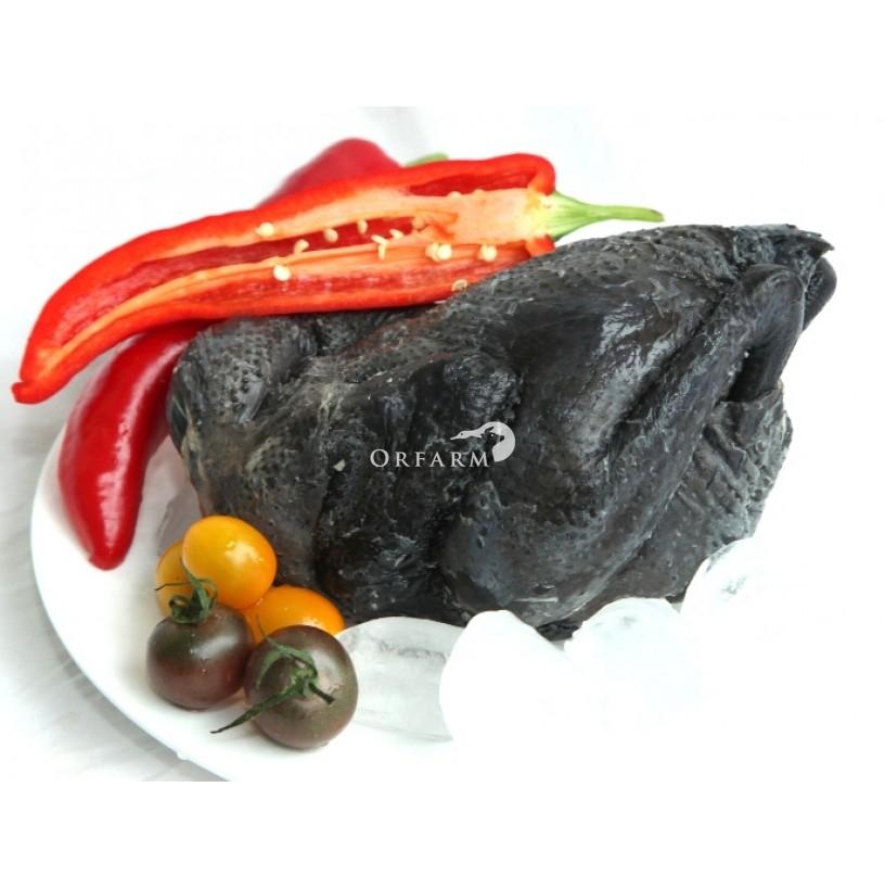 Thịt gà ác hữu cơ Em Green