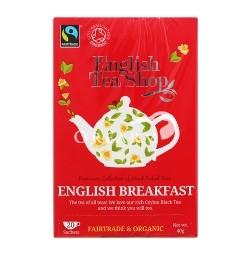 Trà organic buổi sáng Anh Quốc