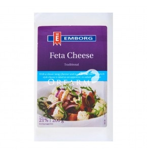 Phomai Feta cheese 45% portions