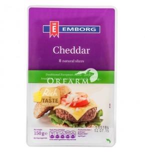 Phomai Cheddar flavor sliced