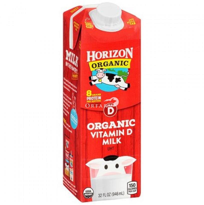 Sữa hữu cơ Horizon TB 946ml