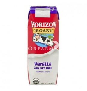 Sữa hữu cơ Horizon vị vani 236ml