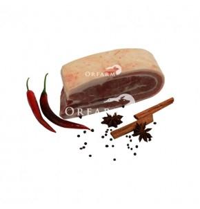 Thịt ba rọi và rau bó xôi quà tặng combo