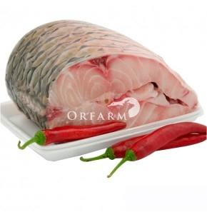 Combo 15: cá chép tự nhiên + thịt heo xay hữu cơ + thịt nạc vai hữu cơ
