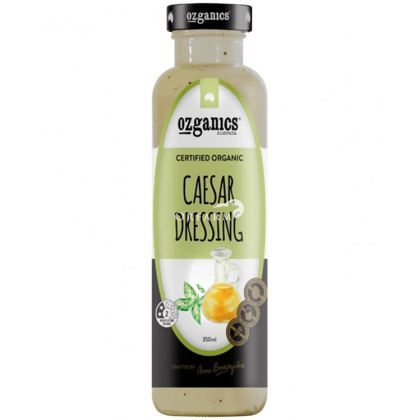 Sốt Salad Caesar Ozganics Hữu Cơ
