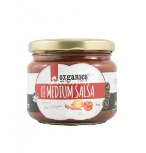 Sốt Medium Salsa Hữu Cơ Ozganics (cay vừa)