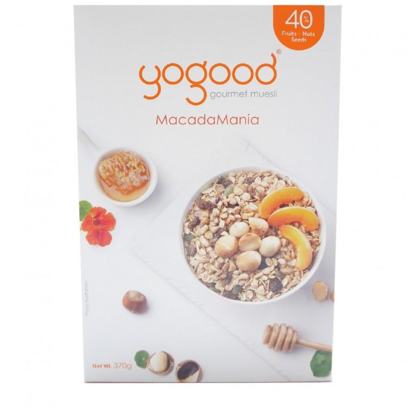 Ngũ cốc Yến mạch Hạt mắc ca Yogood