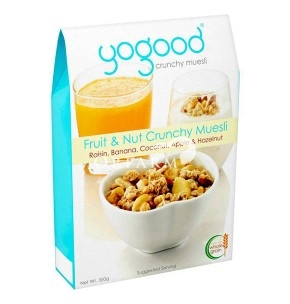 Ngũ cốc Yến mạch Trái cây Yogood