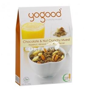 Ngũ Cốc Yến Mạch Chocolate Yogood