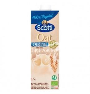 Sữa yến mạch nguyên chất Scotti