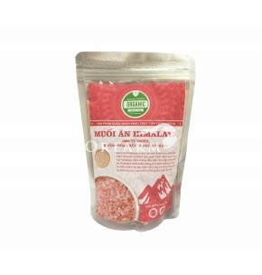 Muối hồng Himalaya 0.5kg