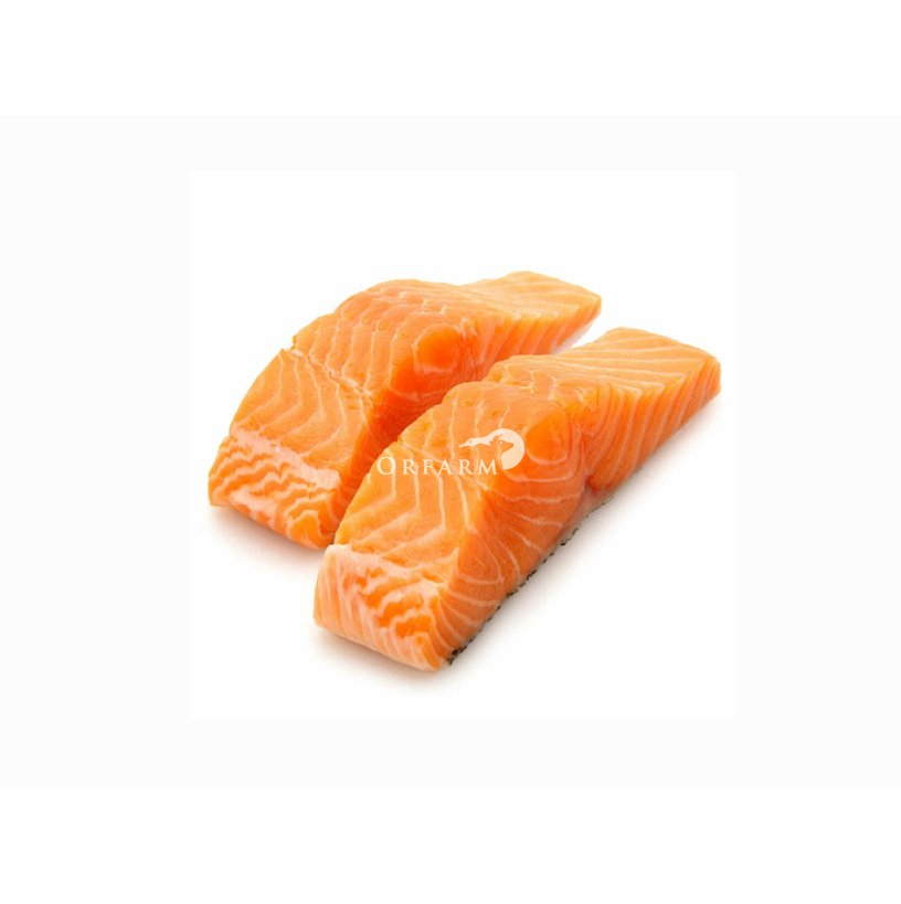 Cá hồi tươi organic Na-Uy phile