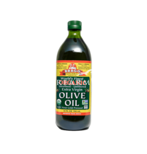 Dầu Extra Virgin Olive Hữu Cơ Bragg