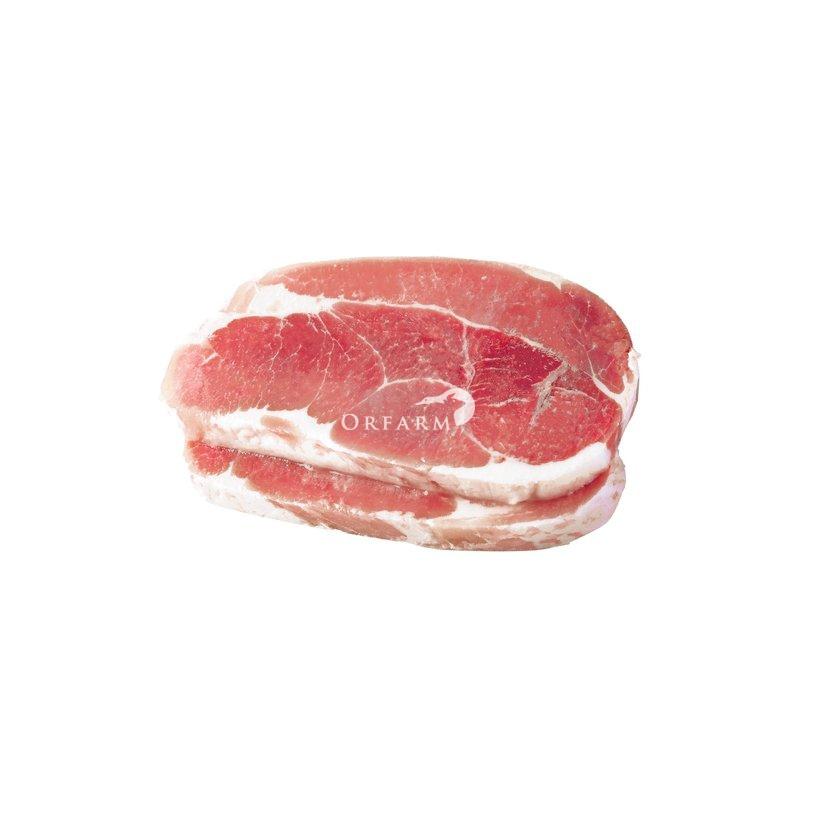Thịt nạc vai heo hữu cơ EM Green cắt lát