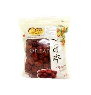 Táo đỏ khô Hàn Quốc Boeun Jujube