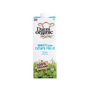 Sữa Daioni nguyên kem chai lớn