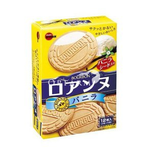 Bánh Bourbon Roanne vị vani - Nhật Bản